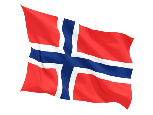 norway fluttering flag 640
