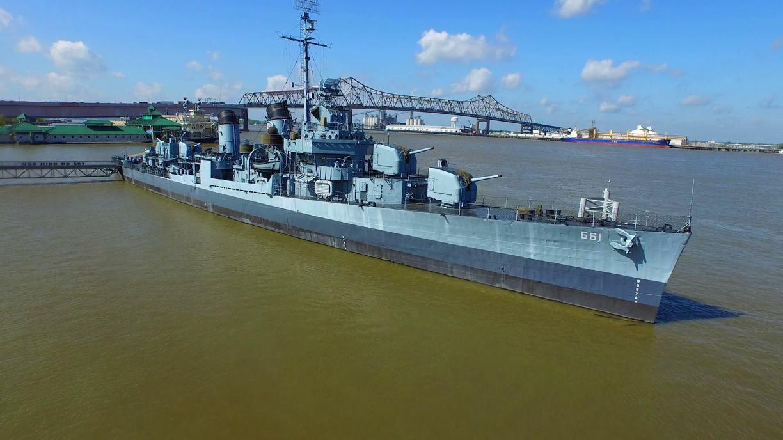 USS Kidd DD-661 decommissioned